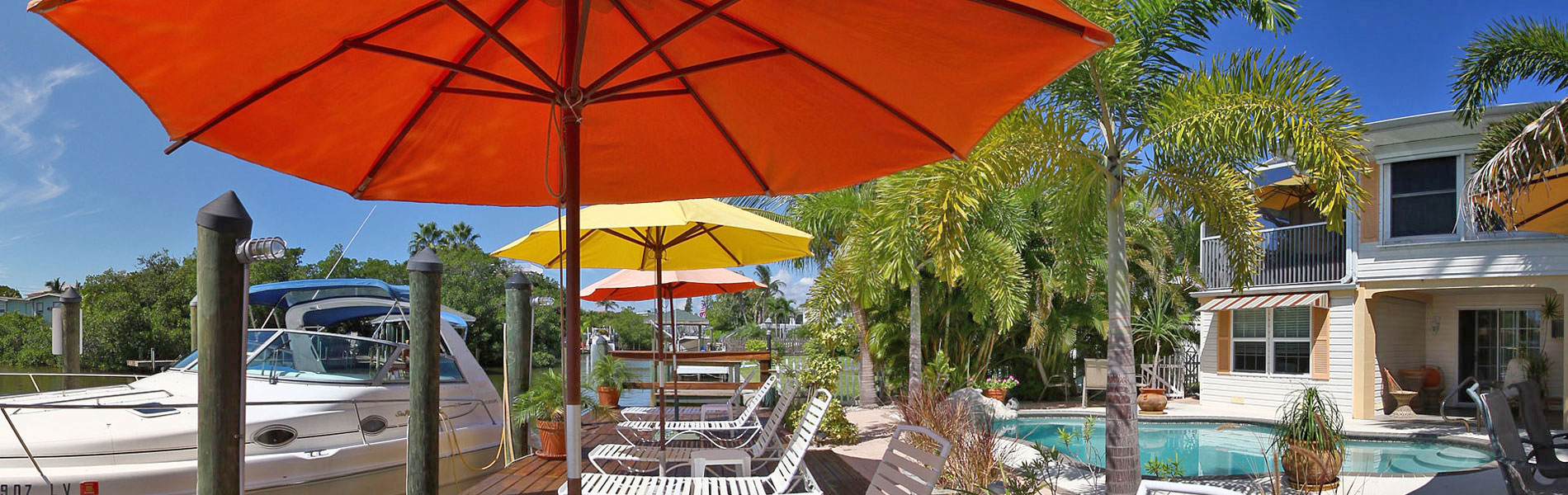 Fort Myers Beach Florida A Boutique Style Waterfront Bed Breakfast